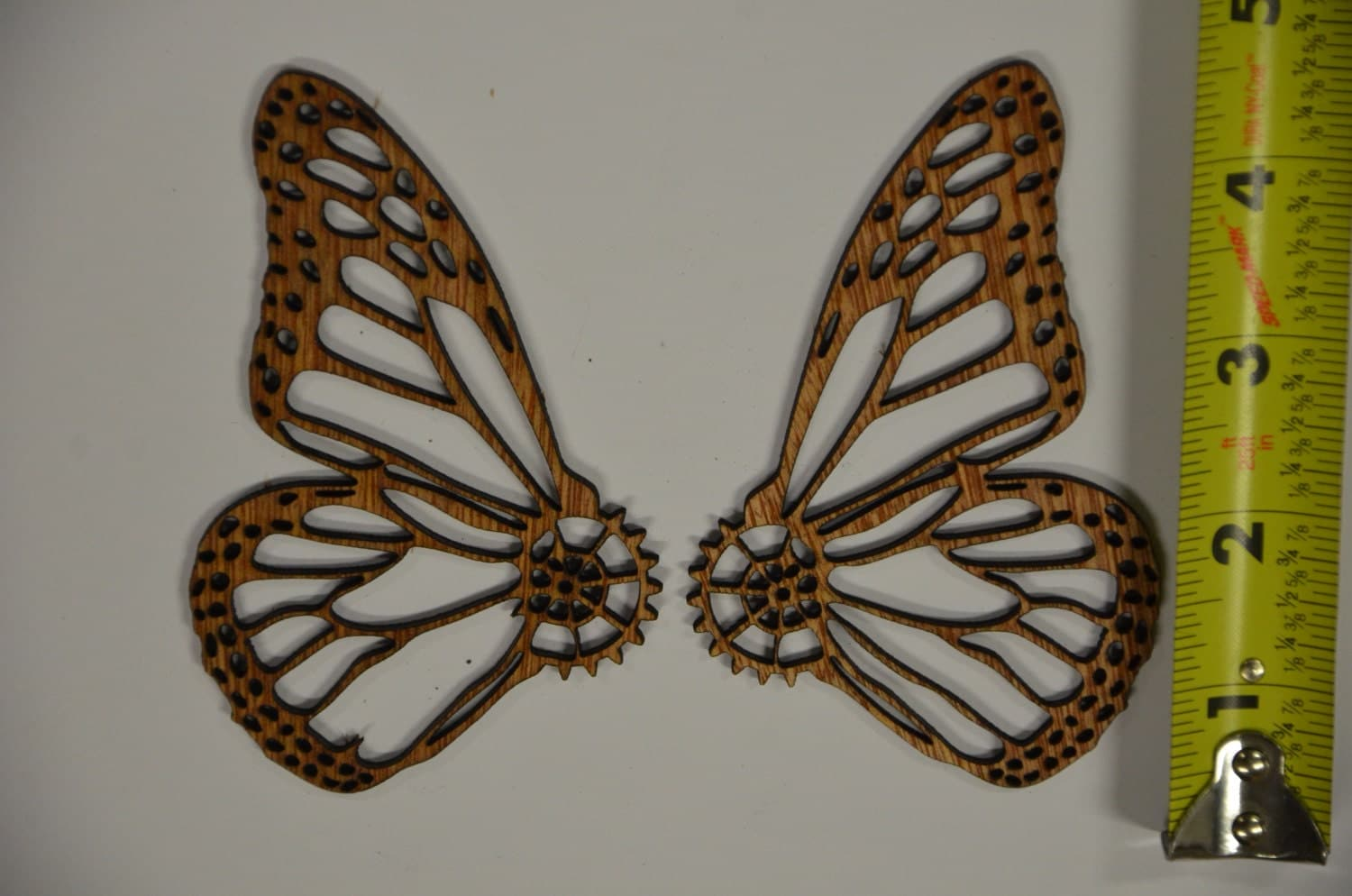 Steampunk Butterfly Wings by PlywoodScience on Etsy - photo#11