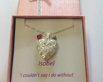 Will you be my bridesmaid lockets, bridesmaid gifts, keepsakes, wedding gifts, bridesmaid jewellery, necklace, heart charm