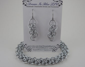 Dragon Step Chainmaille Jewelry