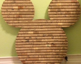 "12"" Wine Corked Mickey Mouse"