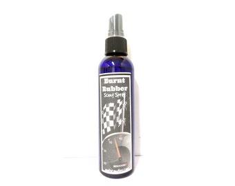 Burnt Rubber - 4oz bottle of Scent Spray, room spray, Airfreshener for any where