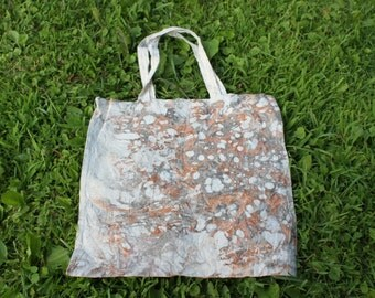 Truth is Beauty Marbled Tote