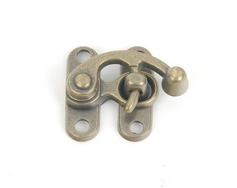Swing Bag Clasps, 2 size of it, Old world style Clasps, Clutch Lock, Bag Making Suppliers, Leather craft tools MLT-P0000BKM