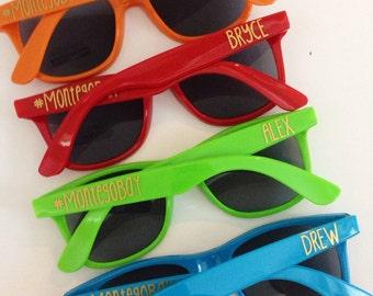 Customizable Kid's Wayfarer Sunglasses