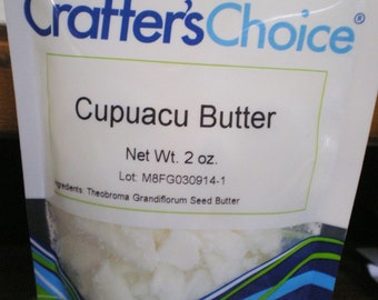 Crafters Choice™ Cupuacu Butter