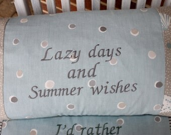 Lazy days and Summer Wishes