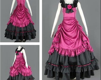 cosplay costume  Lolita dress 24 generation  cos costume