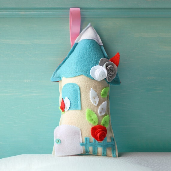 Tooth Fairy Pillow Girl Tooth Fairy Pillows House Tooth