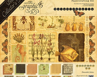 Graphic 45 Bontanicabella Deluxe Collector's Edition, SC007534