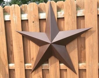 36 inch Custom metal barn stars