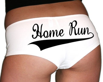 Home Run Baseball Underwear
