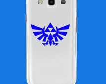 Triforce vinyl decal, Legend of Zelda sticker, Macbook decal, Gaming Decal, Laptop sticker, Geek decal,Item# DCL135