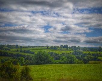 Ireland Photography, Ireland Landscape, Dingle Peninsula, Ireland Wall Art, Irish Print