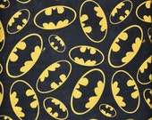 CUSTOM MEN'S BOXERS, Batman Symbols, Made to Order, Fun Gifts for Men, Yellow and Black, Superheroes, Choose Size