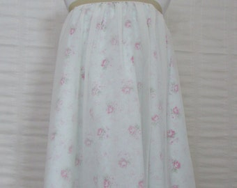 For Marcus&Mikah bubble hem baby doll dress