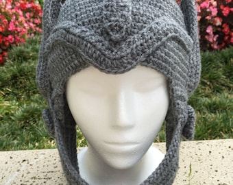 Inspired THOR Crochet Hat