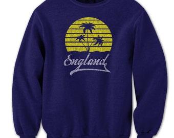 Sunny England Crewneck Sweatshirt CL0069