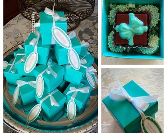 10 Breakfast At Tiffany's Bridal Shower Favors