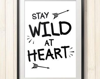 Digital kids quote,nursery decor,nursery poster,kids wall art,children's room decor,monochromatic,black and white,arrow,typography quote