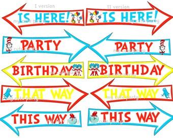 Thing 1 Thing 2,dr seuss, Thing 1 Thing 2 birthday,Dr Seuss sign,thing 1 thing 2 centerpices,dre seuss centerpices,Thing 1 Thing 2 birth