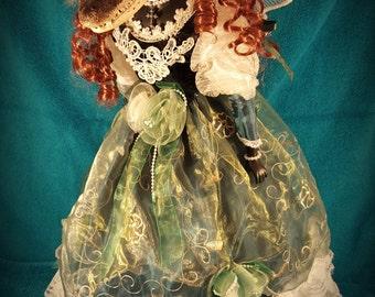 Custom Alligator Doll