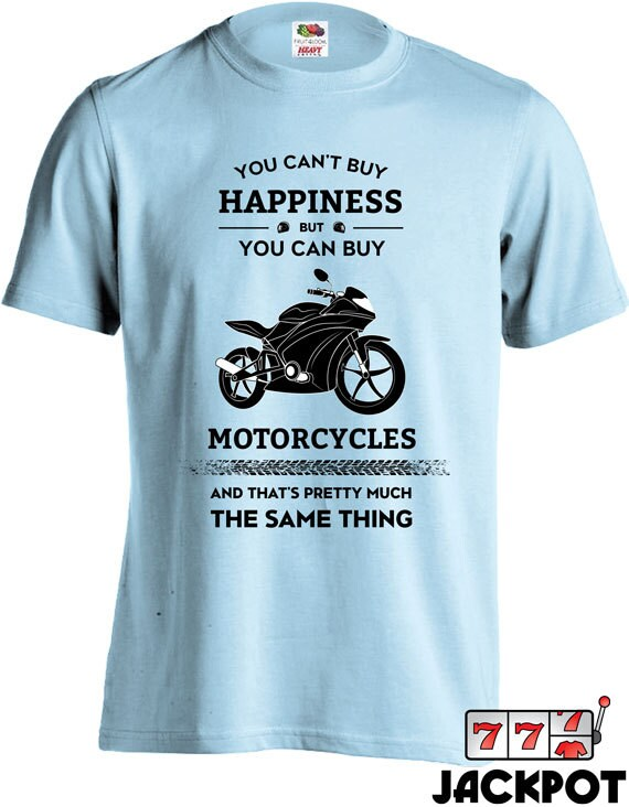 Yamaha Motorcycle T Shirts
