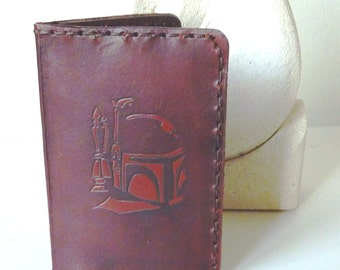 Star Wars Boba Fett Leather Wallet