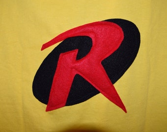 Robin Cape-Red and Yellow