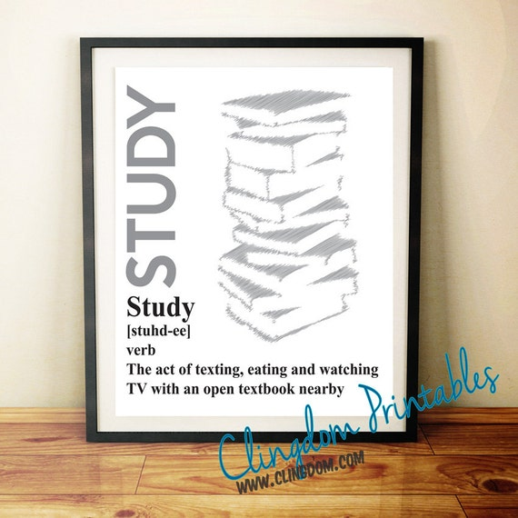 Extracranial study meaning funny