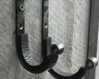 Gun Hooks w/ Lining (Pair)