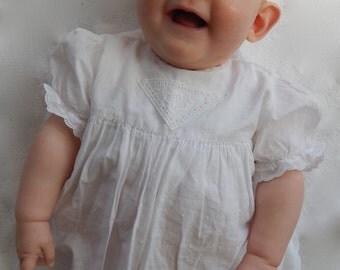 Vintage 1980's baby dress size 00