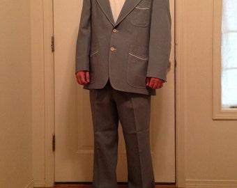 Sale! Blue Leisure Suit!
