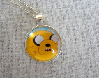 Jake The Dog - Adventure Time Necklace