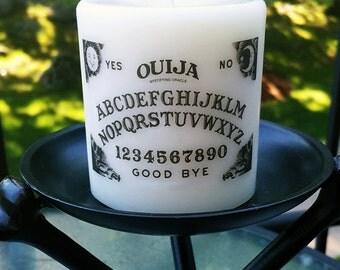 Ouija Pillar Candle