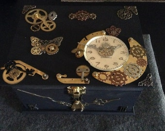 Steam Punk special items box