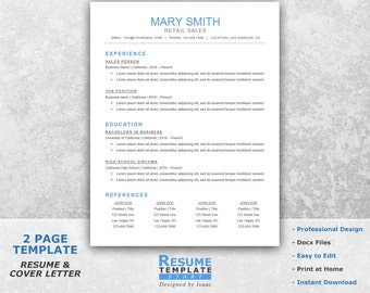Classic Resume Template Word   Easy Resume Template For Word   Professional  Resume Template Word    Letter Templates In Word