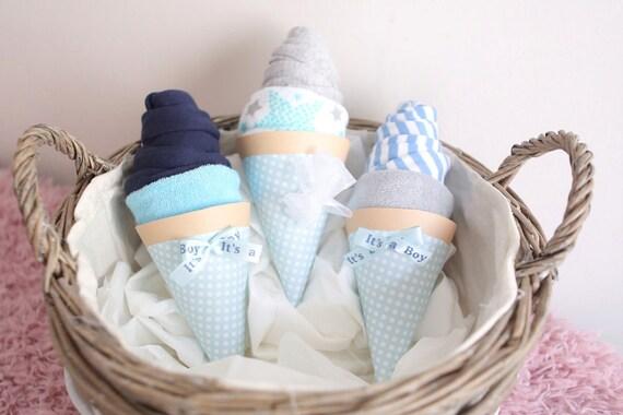 Ice cream baby gift
