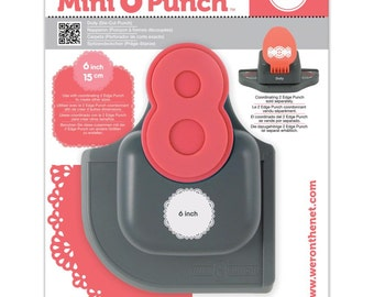 We R Memory Keepers Mini 8 Punch Doily