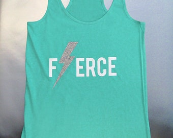 Super Awesome Fierce Tank