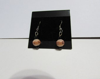 Sphere Earrings (B)