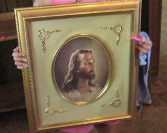 Vintage Turner Accessories Head of Christ