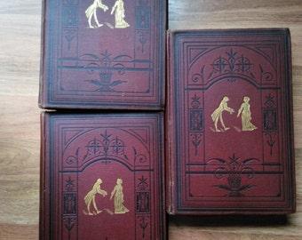Antique books, William Carleton,collect able books, old books, antique book 1882