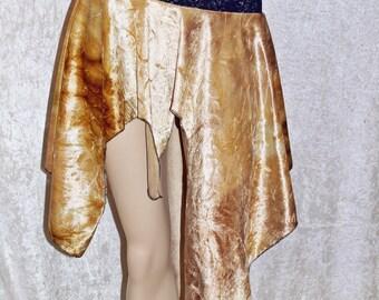 Asymmetrical Skirt Fairy Skirt Handmade