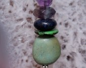 Talisman, Meditation Talisman, Meditation Necklace, Sacred Intentions - Meditation
