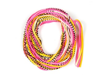 Pink Scarf, Yellow Scarf, Cowl, Christmas Presents, Gift For Girlfriend, Xmas Gifts, Presents, Unique Gifts, Christmas Gift Ideas, For Her