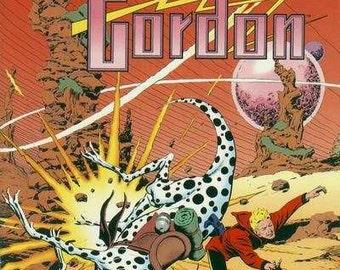 Issue #2 Flash Gordon Comic in VF-NM Condition  1995