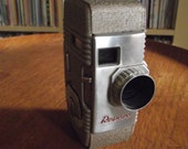 1950's Revere Eight Model 50 8mm Film Movie Camera