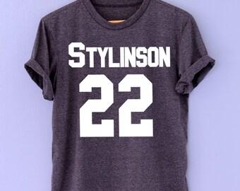 Larry Stylinson Shirt T Shirt T-Shirt TShirt Tee Shirt Unisex Stylinson 22 shirt - Size S M L XL XXL
