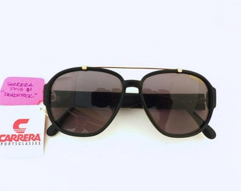 CARRERA Ultrsight 5443 SUNGLASSES vintage NOS  amazing style 1980s Austria/c vision 400