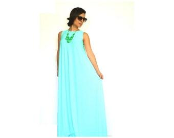Bridesmaid Maxi Dress, Mint Bridesmaid Dress, Beach Bridesmaid Dress, Summer Bridesmaid Dress, Plus Size Bridesmaid Dress, Long Bridesmaid